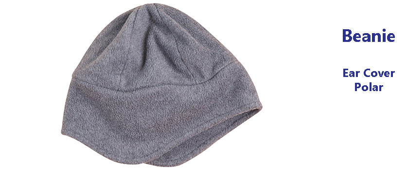 Ear Cover Polar Beanie