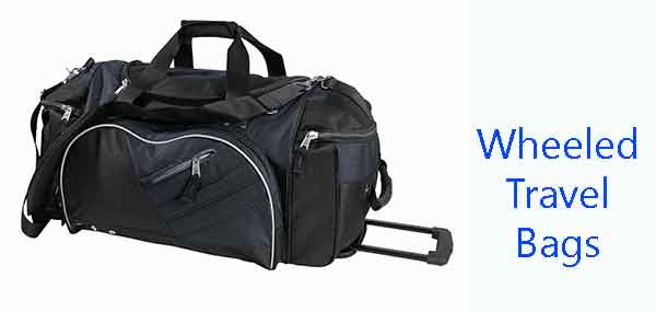 Wheeled Travel Bags