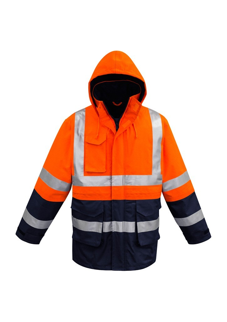 Hi Vis Fire Armour