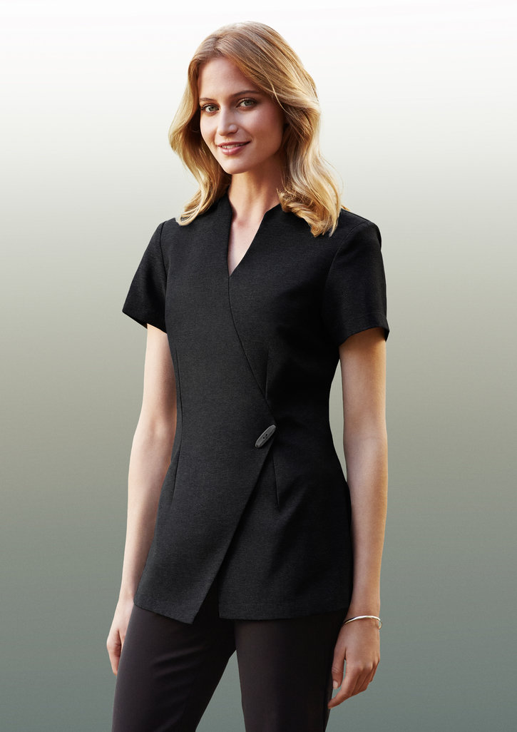 Spa tunic ladies for Spa uniform wholesale