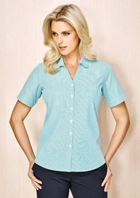 Lindsey Short Sleeve Shirt-Ladies
