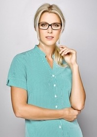 Toni Short Sleeve Shirt-Ladies