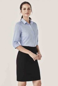 Charlie Ladies 3/4 Sleeve Shirt