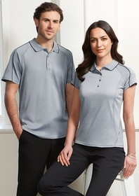 BIZ COOL Blade Polo for Mens
