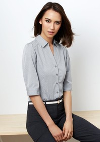 Trend 3/4 Sleeve Shirt - Ladies