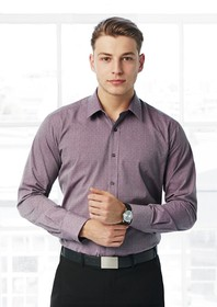 Trend Long Sleeve Shirt - Mens