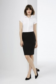 Euro Short Sleeve Shirt-Ladies