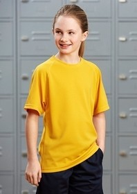 BIZ COOL Sprint Tee - Kids