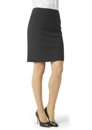 Classic Knee Length Skirt - Ladies