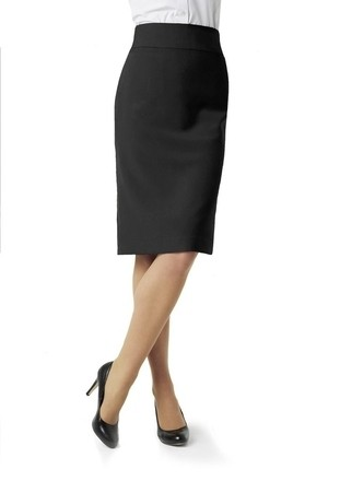 Classic Skirt Below Knee - Ladies
