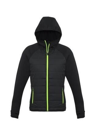 Stealth Tech Hoodie Jacket - Ladies