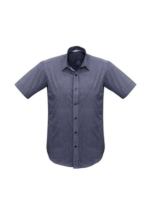 Trend Short Sleeve Shirt - Mens